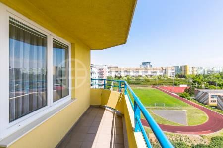 Pronájem bytu 2+1 s lodžií, OV, 66m2, ul. Volutová 2520/10, Praha 5 - Hůrka
