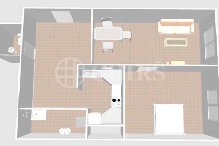 Pronájem bytu 2+kk, OV, 56 m2, ul. Svatovítská 504/2, Praha 6 - Dejvice