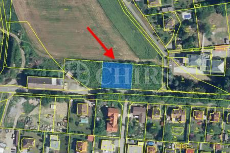 Prodej stavebního pozemku 1.130 m2, Chocerady