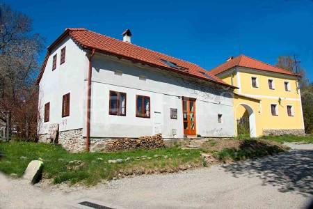 Prodej chalupy/ rodinného domu, OV, 115m2, Spolí 11, okr. Český Krumlov