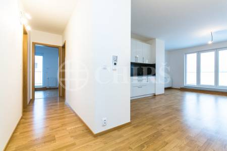Pronájem bytu 4+kk/2x terasa/garážové stání, OV, 84m2, ul. Wiesenthalova1186/1, Praha 5 - Řeporyje