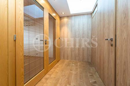 Pronájem bytu 2+kk s balkonem, OV, 63 m2, ul. Na Záhonech 1384/69, Praha 4 - Michle
