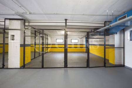 Pronájem skladovací kóje, 41m2, temperovaný sklad, P5 - Jinonice
