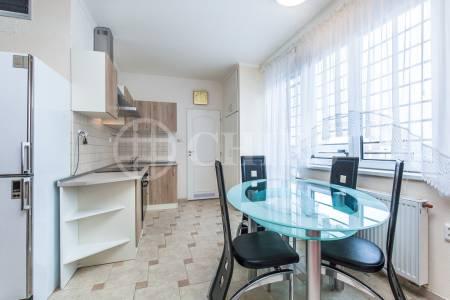 Pronájem bytu 3+kk, dva balkony, OV, 110m2, ul. Alej Českých exulantů 368/6, Praha 6 - Ruzyně