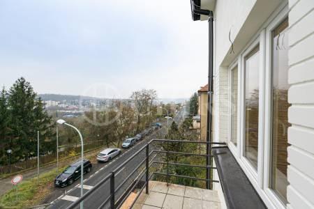 Pronájem bytu 3+kk/3xB s garážovým stáním, 85m2, OV, Branická 904/157, Praha 4