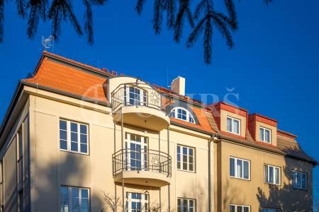Prodej bytu 4+kk, OV, 142 m2, ul. Na Čihadle 919/34, Praha 6 - Dejvice