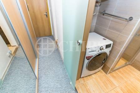 Prodej bytu 1+kk, OV, 22m2, ul. Osadní 1474/2, Praha 7 - Holešovice