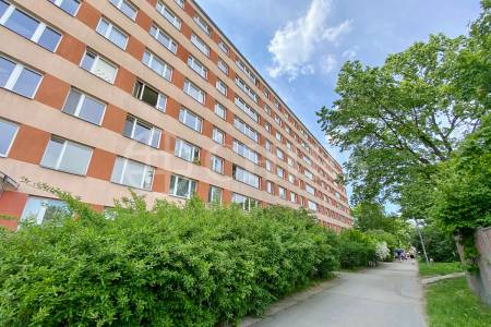 Prodej bytu 3+1/L, 61 m2, OV, Jánošíkova 3, Praha 4 - Krč