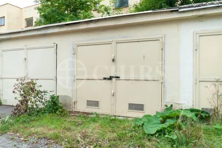 Pronájem garáže, OV, 17m2, ul. U Laboratoře, Praha 6 - Střešovice