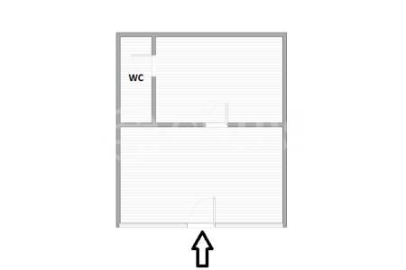 Pronájem komerčního prostoru, OV, 45m2, ul. Bělohorská 258/43, Praha 6 - Břevnov