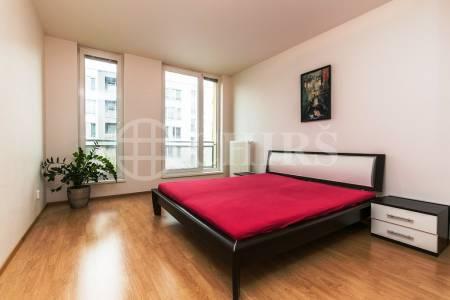 Prodej bytu 2+kk s garážovým stáním, OV, 56m2, ul. Raichlova 2659/2, Praha 5 - Stodůlky
