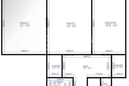 Prodej bytu 3+kk, OV, 77m², ul. Zelená 943/7, Praha 6 - Bubeneč