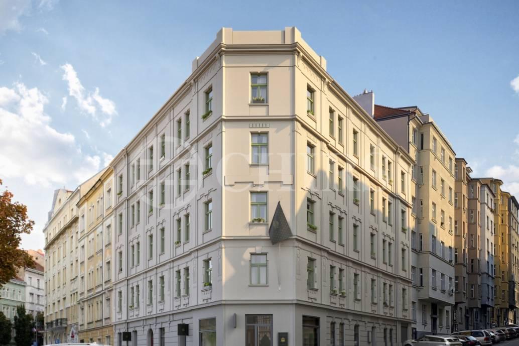 Byt 2+kk na prodej, Praha 3 (Žižkov)