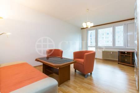 Pronájem bytu 3+1 s lodžií, DV, 81m2, ul. Borovanského 2379/18, Praha 13 - Velká Ohrada