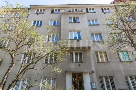 Prodej bytu 1+1, OV, 42 m2, ul. Koulova 1594/6, Praha 6 - Dejvice
