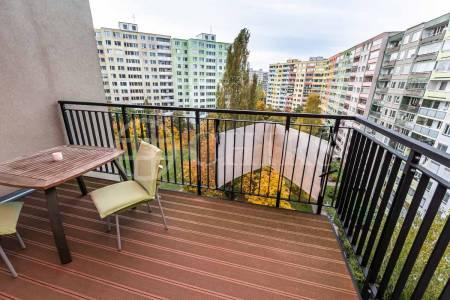 Prodej bytu 4+kk s balkonem a lodžií, OV, 109m2, ul. Jeremiášova 2722/2b, Praha 5 - Stodůlky
