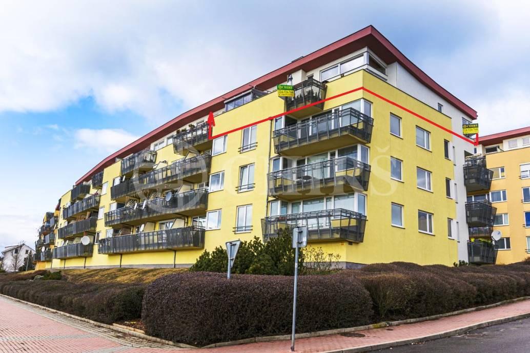 Byt 5+1 na pronájem, Praha 5 (Stodůlky)