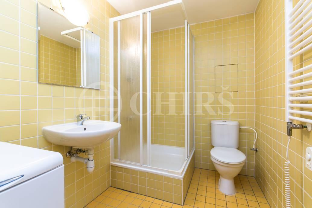 Pronájem bytu 1+kk, DV, 34m2, Sluneční náměstí 2588/14, Praha 5 - Stodůlky