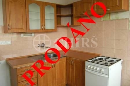 Prodej bytu 3+kk/L, DV, 68m2, ul. Jílovská 1164, P-4  Braník