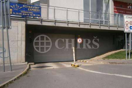 Prodej garážového stání a sklepa, OV, 28m2, ul.  Petržílkova 2583/15, Praha - Hůrka