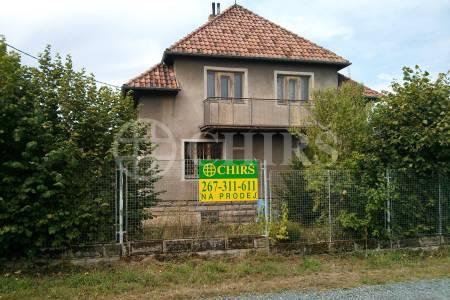 Prodej rodinného domu 3+1/B, OV, 160m2, ul. Šeříková 60, Ohrobec