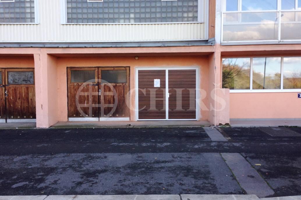 Prodej garáže, DV, 16m2, ul. Tobrucká 712, Praha 6 - Vokovice