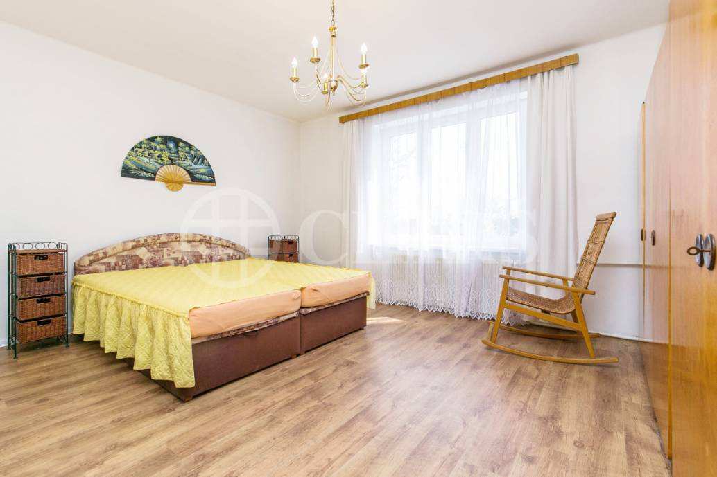 Pronájem bytu 3+kk s terasou a garáží, OV, 86m2, ul. Vostrovská 2474/8, Praha 6 - Dejvice