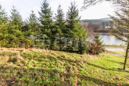 Prodej pozemku, OV, 594m2, Kamýk nad Vltavou, Středočeský kraj