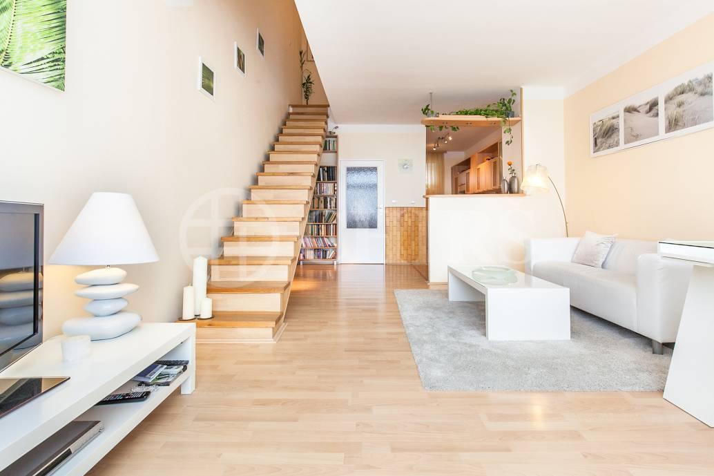 Prodej bytu 3+1/B, OV, 94m2, ul. Spojařů 1255, Praha 5 - Zbraslav