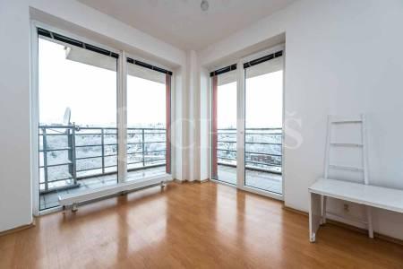 Pronájem bytu 3+kk s terasou, OV, 79m2, ul. Černochova 1291/2, Praha 5 - Košíře