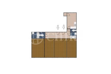Prodej bytu 4+1, OV, 118m2, ul. Na Hutích 581/1, Praha 6 - Dejvice