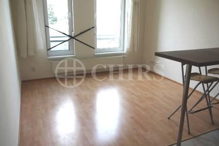 Pronájem bytu 1+kk/GS, OV, 28m2, ul. Raichlova 2659/4, Praha 13