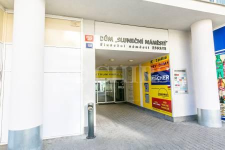Pronájem komerčního objektu, OV, 67m2, ul. Sluneční nám. 2583/10, Praha 5 - Stodůlky