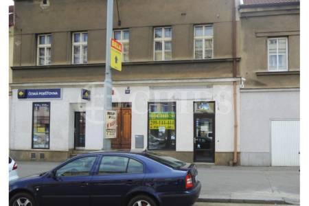 Pronájem obchodního prostoru 35 m2, ul. Bělohorská 119/ 218, P6 - Břevnov