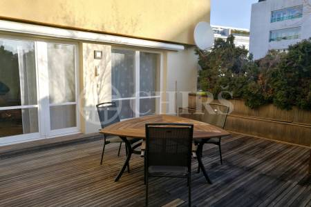 Prodej bytu 4+kk s terasou a 2x garáží, OV, 124m2, ul. Klausova 2551/13, Praha 13 - Stodůlky