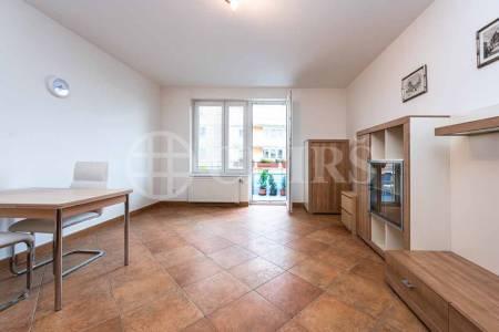 Pronájem bytu 1+kk s balkonem, OV, 31m2, ul. Petržílkova 1435/31, Praha  5 - Stodůlky