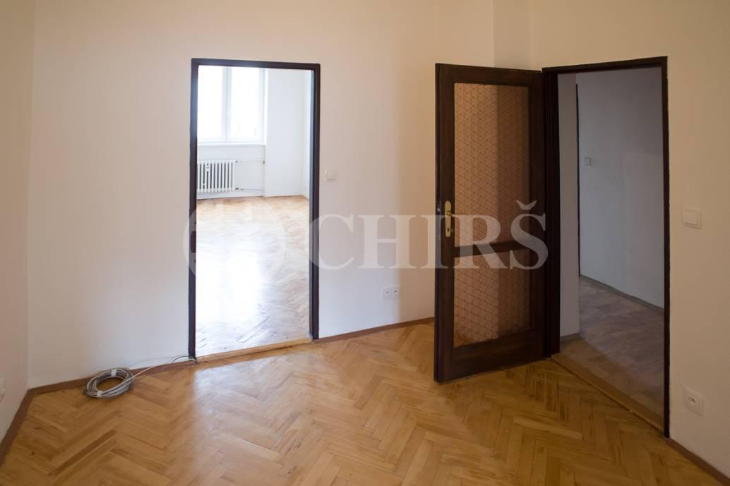 Pronájem bytu 2+1+hala, OV, 68 m2, ul. Bělohorská 1688/122, P6 - Břevnov