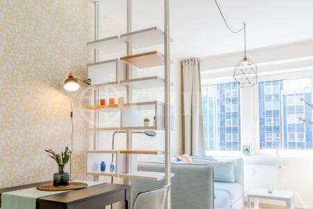 Prodej bytu 1+kk, 40,8 m2,ul. Peroutkova 531/81, Praha 5