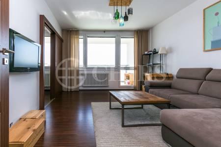 Prodej bytu 3+1/L, OV, 76 m2, ul. Zelenohorská 504/21, Praha 8-Bohnice