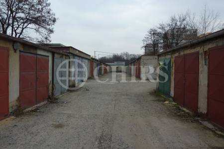 Prodej garáže, OV, 21m2, č. parcely 2726/56, P-4 Braník