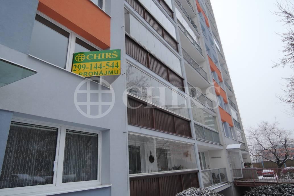 Pronájem bytu 2kk,, DV, 43m2, ul. Šimonova 1104/4, P-6 Řepy