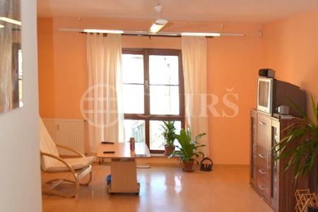 Pronajmu byt 2+kk, 54 m2, ul. Donská 9, Praha 10 - Vršovice