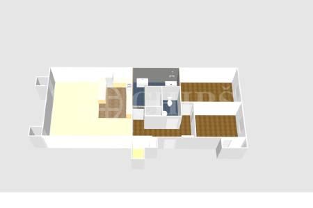 Pronájem bytu 3+kk, OV, 94m2, ul. Na Hutích 581/1, Praha 6 - Dejvice