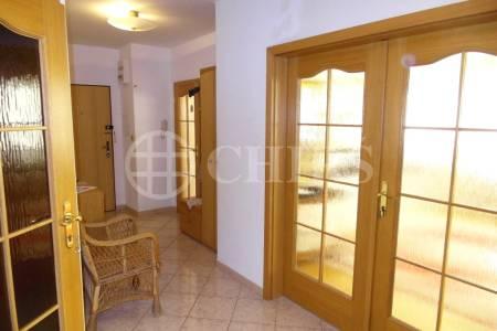 Prodej slunného bytu 3+kk/B v novostavbě, 94 m2, ul. Pod Parukářkou 2760/8, P3- Žižkov
