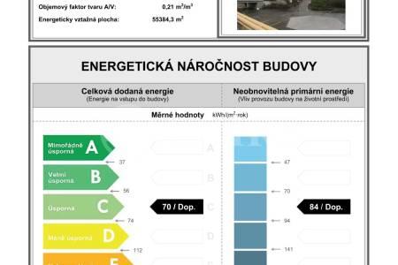 Pronájem bytu 2+kk, OV, 43m2, ul. Borovanského 2218/7, Praha 5 - Velká Ohrada