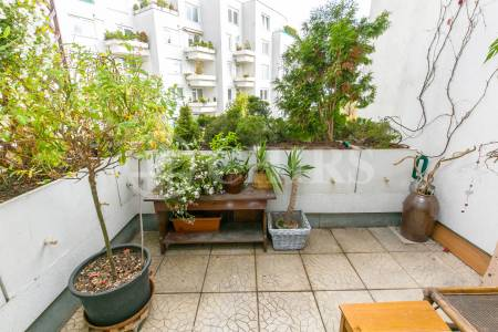 Pronájem bytu 2+kk s balkonem, OV, 51m2, ul. Högerova 1098/13, Praha 5 - Hlubočepy