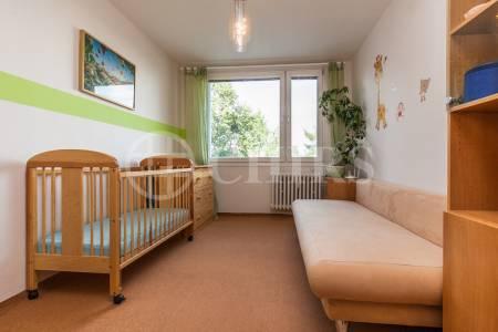 Prodej bytu 3+1/L, OV, 78m2, ul. Emilie Hyblerové 526/15, Praha 11 - Háje