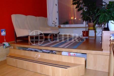 Prodej bytu 1+1, OV, 38m2, ul. Na Domovině 651/1, P4 - Libuš