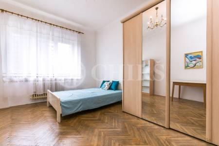 Prodej bytu 2+1, OV, 75m2, Basilejské náměstí 98/9, P-3  Žižkov