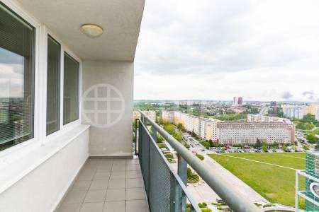 Pronájem bytu 2+kk s balkonem, OV, 78m2, ul. Petržílkova 2583/15, Praha 5 - Stodůlky